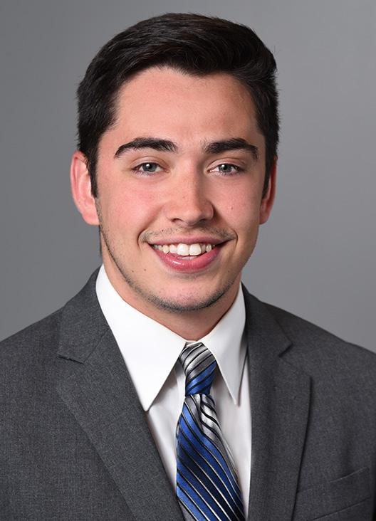Photograph of Matt Davis