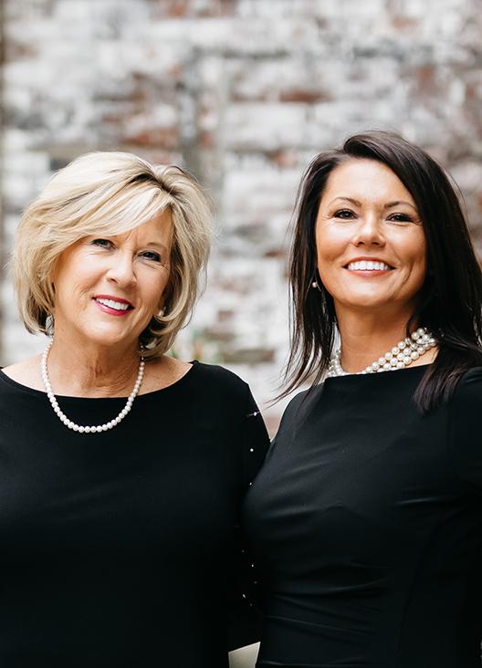 Tina & Candace Burton Team