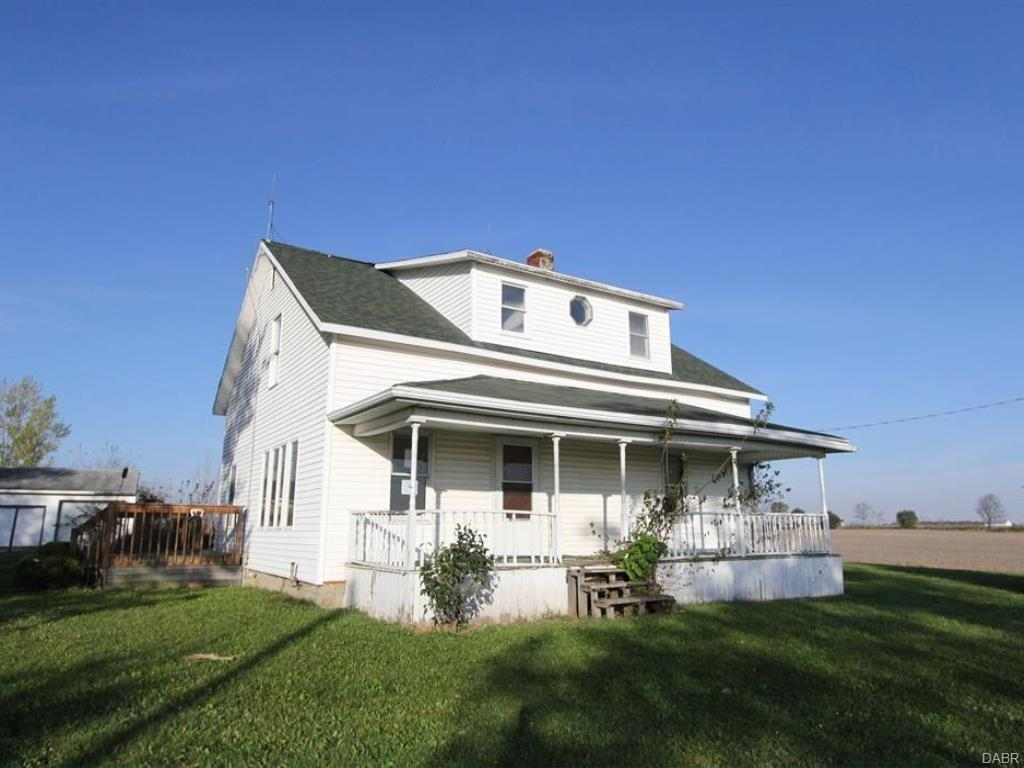10343 Pence Shewman Rd, New Paris, OH - USA (photo 1)